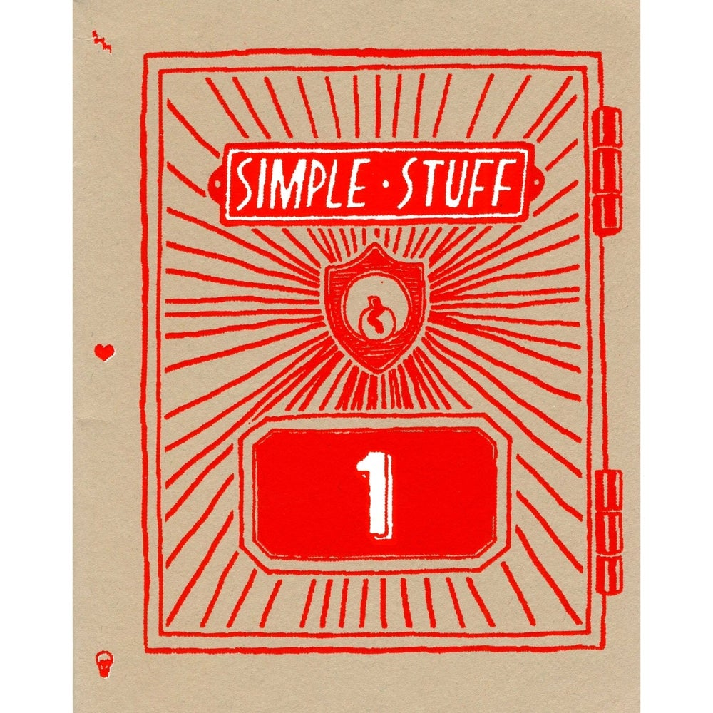 "Image of Emily Churco ""Simple Stuff #1"""
