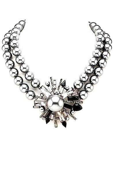 Image of Elena Pearl Necklace