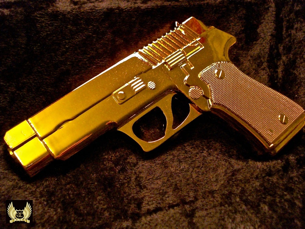 All Around Auto >> Gold Culture — Gold Pistol