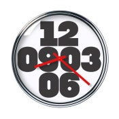 Image of Lettre Clock 01