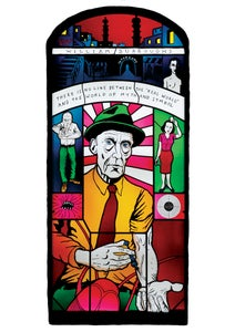 Image of William Burroughs