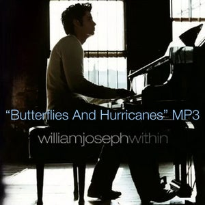 Image of Butterflies And Hurricanes (digital song)