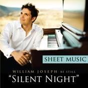 Image of Silent Night - sheet music (digital download)
