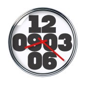 Image of Lettre Clock 03