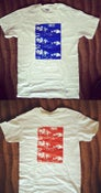 Image of SLOBS demo shirt (BLUE or RED)
