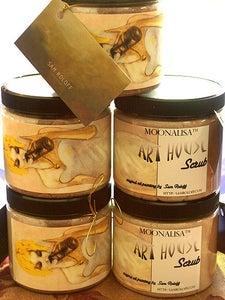 Image of Art House Scrub ~ Big Fatty ~ 8 oz. jar!