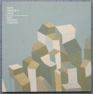 Image of Nate Denver's Neck / Best Friends Forever Split LP
