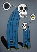 Image of skulls