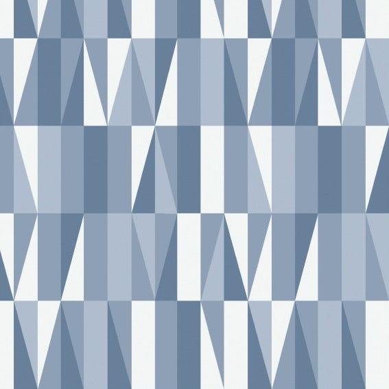 Image of Papel pintado Geometrico Prisma by Sven markelius - Scandinavian designers