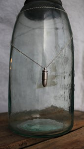 Image of Bullet Necklace