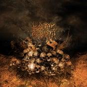"Image of BRUTAL REBIRTH ""Hate Over All""  CD"
