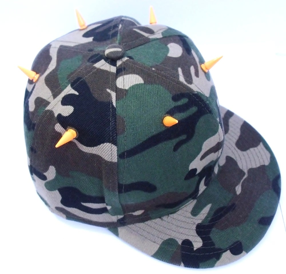 Image of Limited Edition Molten crown Camouflage