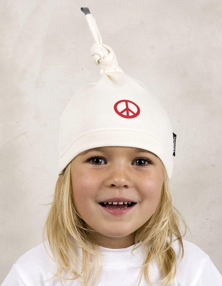 Image of Tie Cap/Knutmössa Peace