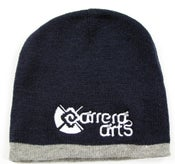 "Image of Carrera Arts ""Stripe"" Beanie"