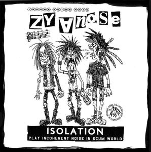 Image of ZYANOSE - Isolation 7""