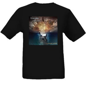 Image of Guitarcadia Artwork T-shirt