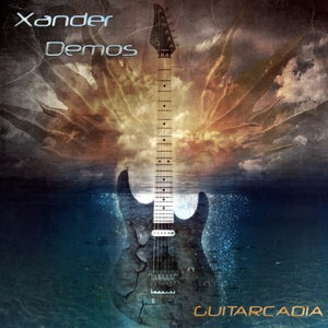Image of Guitarcadia CD and free download