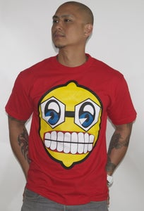 Image of mad lemon head t-shirt
