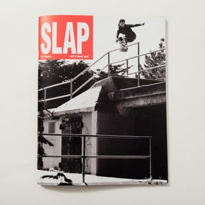 Image of slap magazine - special 20th anniversary issue - 2012