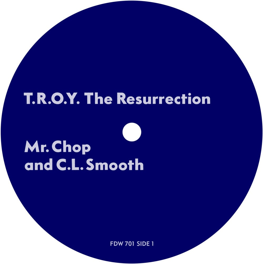 Image of FDW-701 MR.CHOP & C.L.SMOOTH