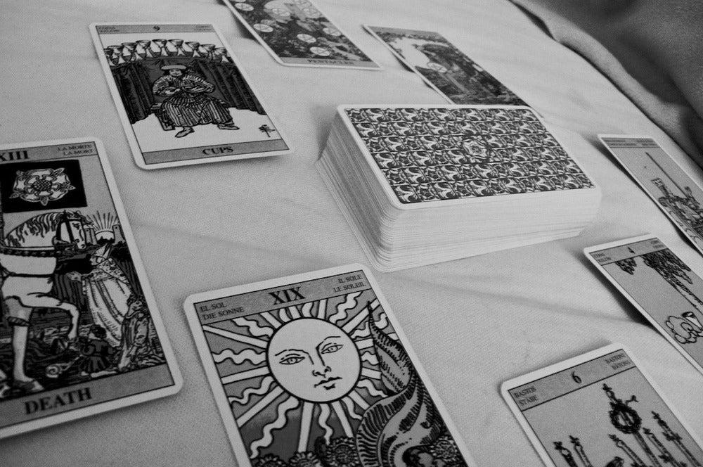 Image of Online Tarot Reading