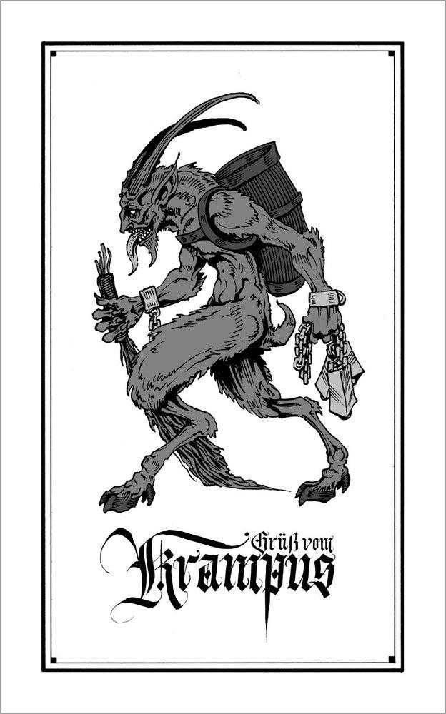 Image of Grüß vom Krampus