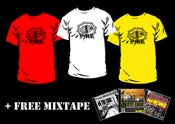 Image of Vicious Minds Records T-Shirt