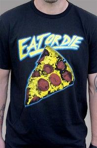 Image of EAT OR DIE (Black)