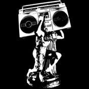 Image of Atlas Thugged shirt (REALLY old school hip-hop boom-box action)