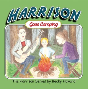 Image of Harrison Goes Camping