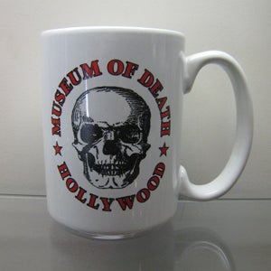 Image of Museum of Death Logo - Mug