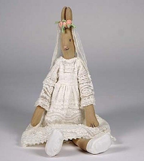 Image of Wedding Bride Bunny