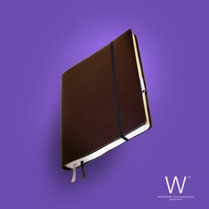 Image of Whitebook Standard, S026, cut boxcalf, bordeaux, 240p. (fits iPad / Air / Mini / Samsung)
