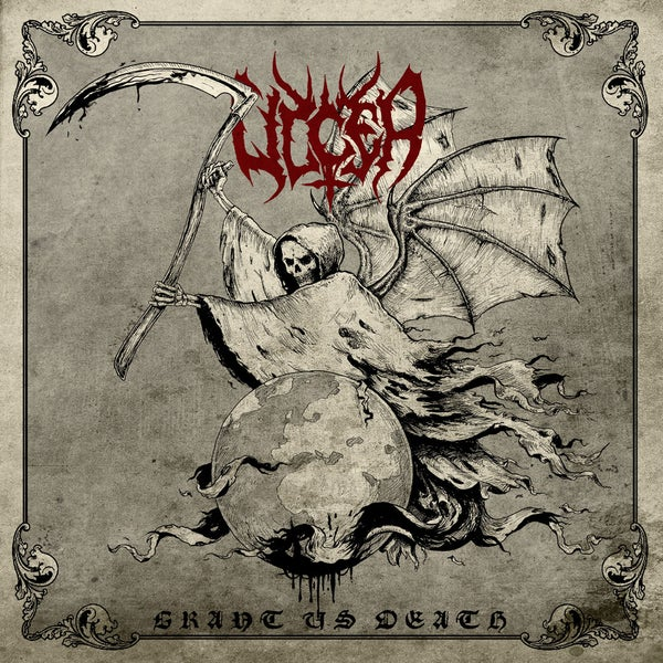 "Image of ULCER ""Grant Us Death"" CD"