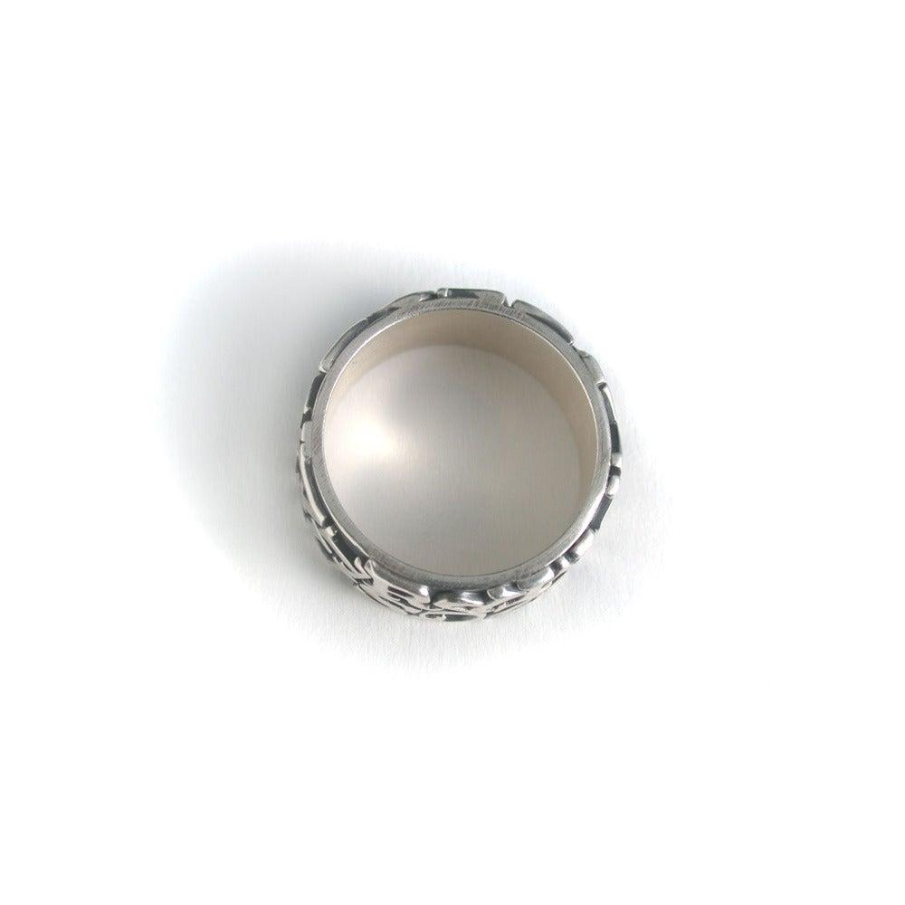 Image of alphabet ring