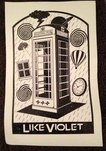 Image of Like Violet Poster