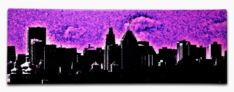 Image of Baltimore Purple Haze