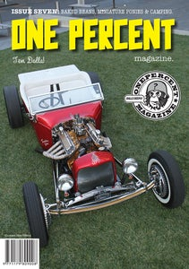 Image of OnePercent Magazine issue 7