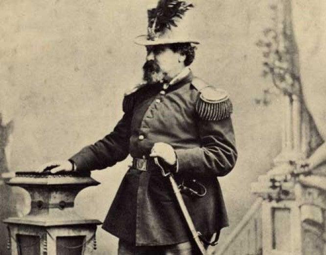 Image of Emperor Norton tee
