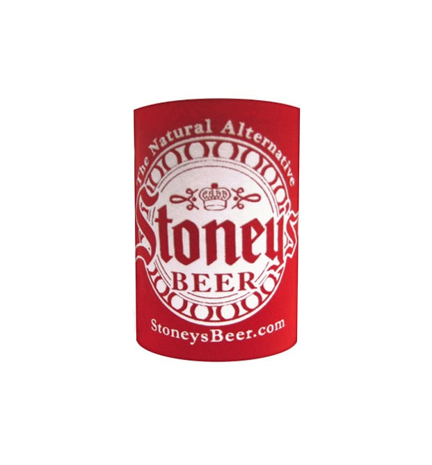 Image of Stoney's Red Can Coozie