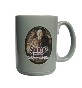 Image of Grey W.B. Coffee Mug