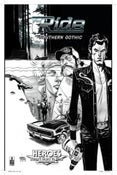 Image of The Ride :: Southern Gothic #2 Heroes Exclusive signed by Andrew Robinson