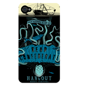 """Image of Dead Fed """"Hangout Festival"""" iPhone Case (4/4S) - Ships Free w/ Other Items!"""