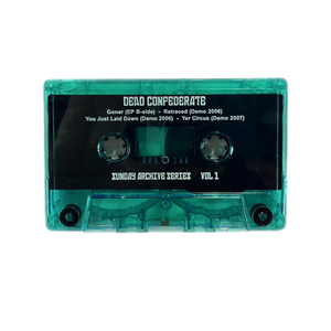 """Image of Dead Fed """"Sunday"""" Archive Vol. 1 - Cassette - Ships Free w/ Other Items!"""