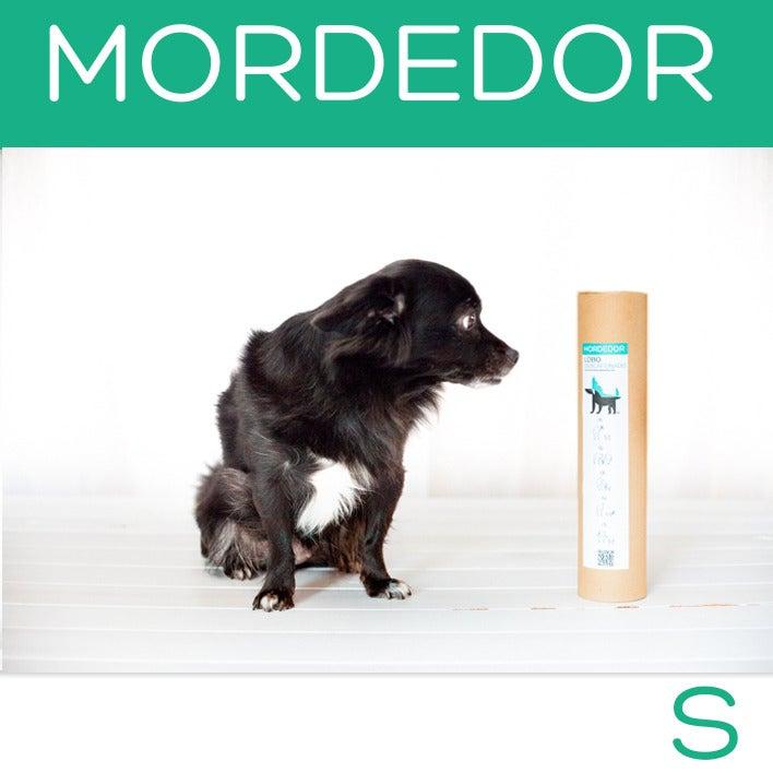 Image of Mordedor Lobo Descafeinado para perros pequeños