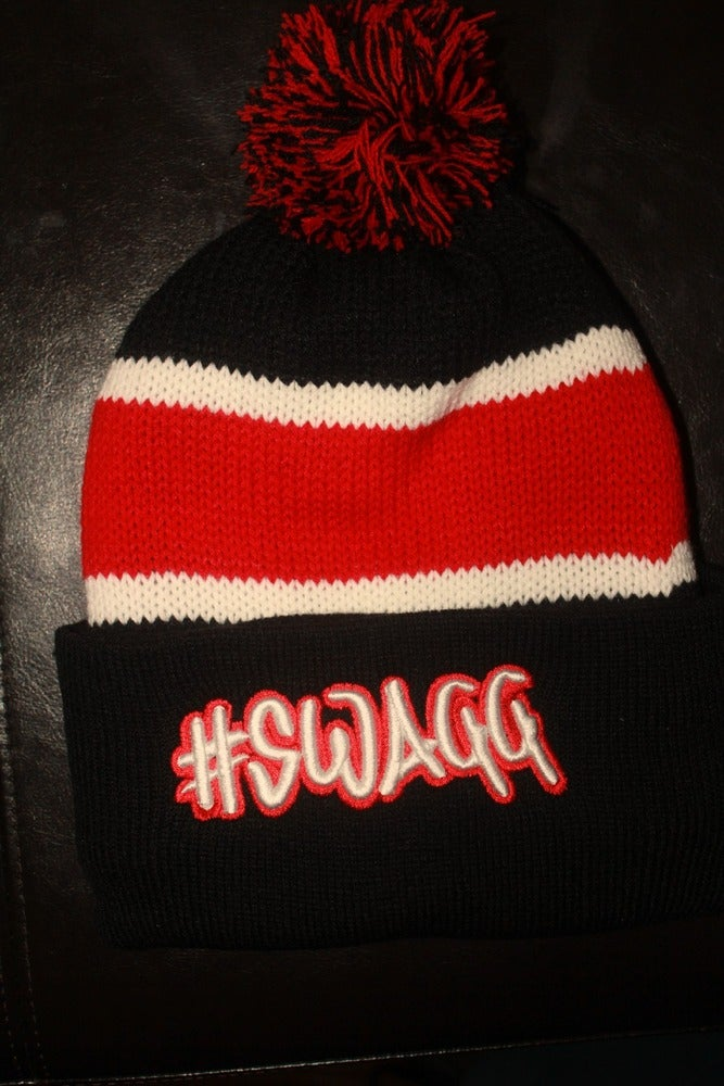 Image of SWAGG #POMBEANIE CLASSIC
