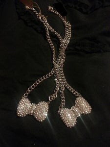 Image of Bow Necklace