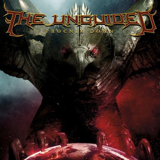 Image of The Unguided - Phoenix Down [CD Single + Bonus Tracks]
