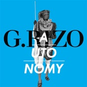 "Image of G.rizo ""Autonomy"" Single (12"" vinyl, HP003)"