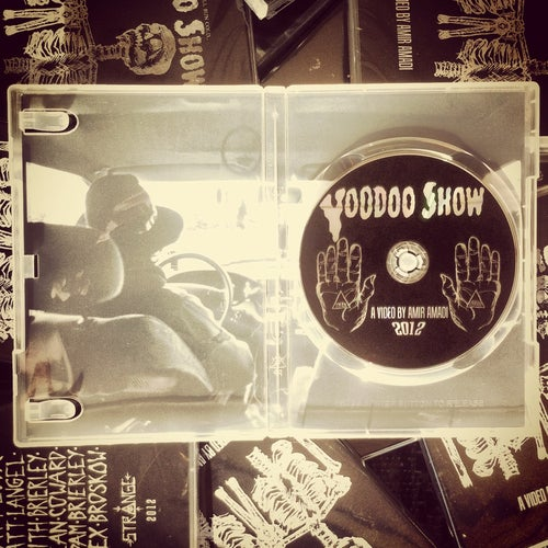 Image of VOODOO SHOW DVD
